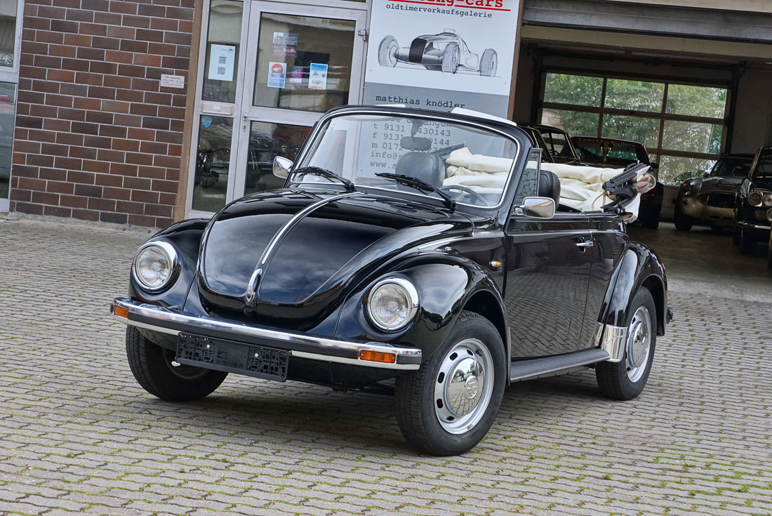 vw k fer 1303 cabrio sporting cars
