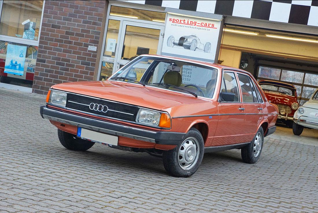 Audi 100 C1 - Sporting-Cars