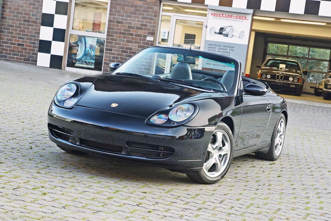 porsche 996 carrera 4 cabrio sporting cars. Black Bedroom Furniture Sets. Home Design Ideas