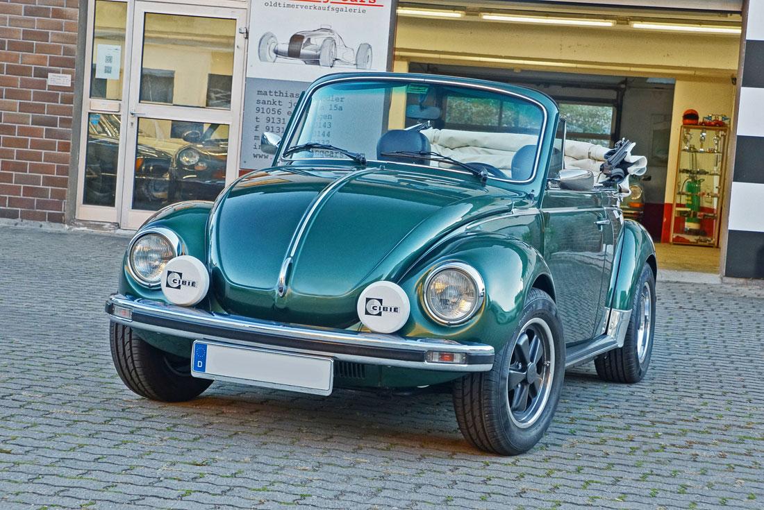 vw käfer 1303 cabrio oettinger  sportingcars